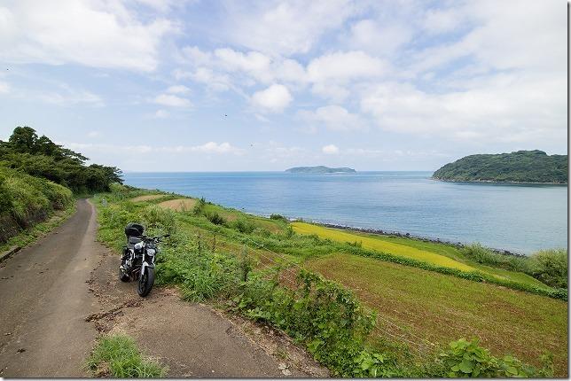 鷹島、散策ツーリング