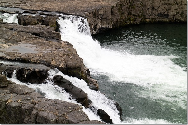 玖珠、三日月の滝