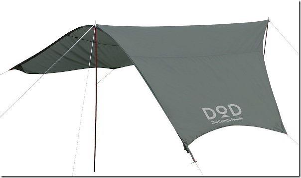 DOD(ディーオーディー)ライダーズコンフォートタープ(TT5-282)