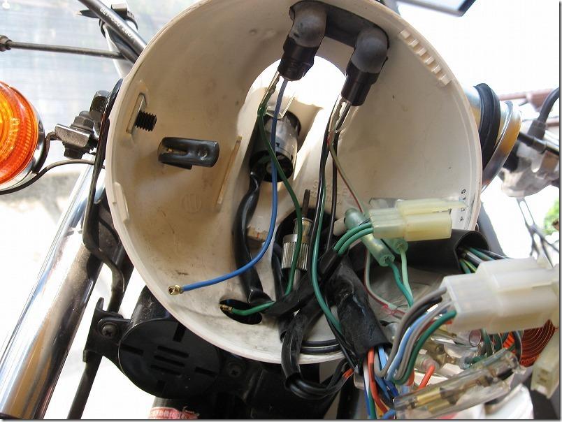 APE100バッテリー取り付け方法・手順3