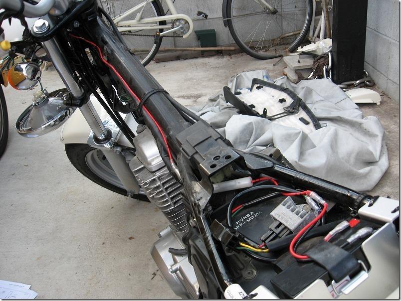 APE100バッテリー取り付け方法・手順16