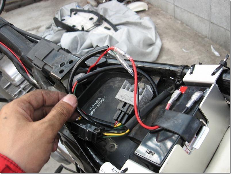 APE100バッテリー取り付け方法・手順17