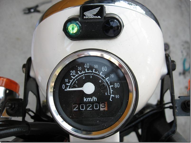 APE100バッテリー取り付け方法・手順19