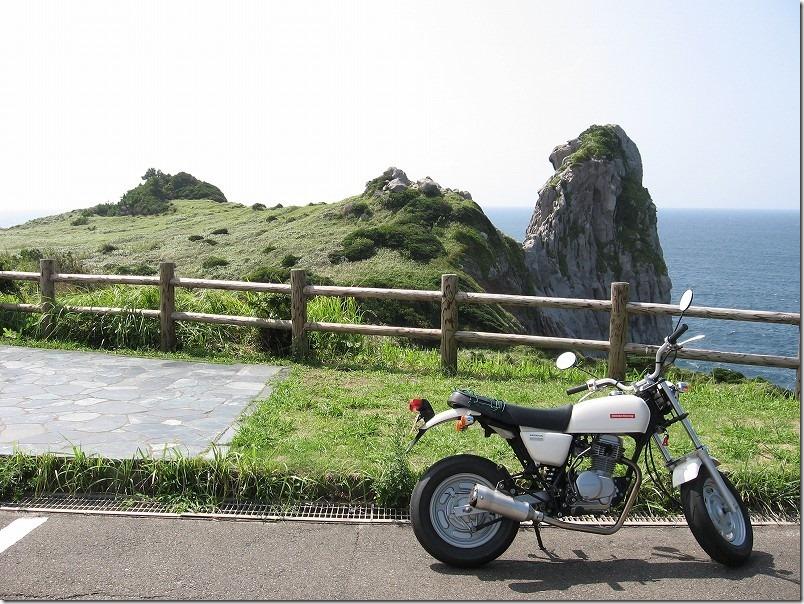 壱岐、バイクツーリング