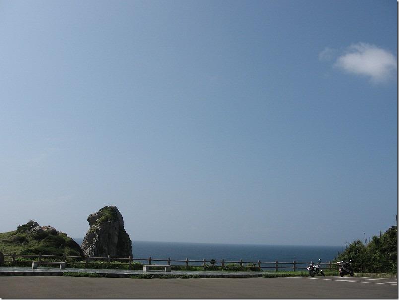 壱岐、猿岩・バイクツーリング