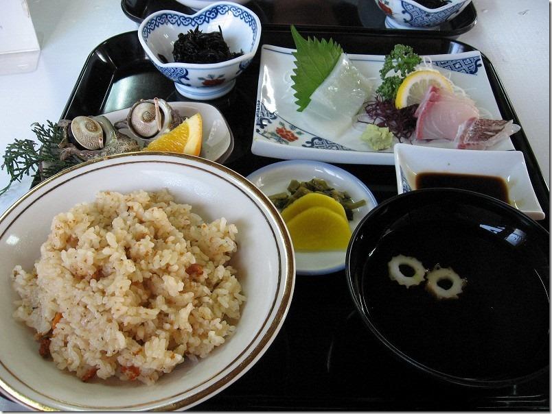 壱岐ツーリング食堂「はらほげ」、はらぼけ定食