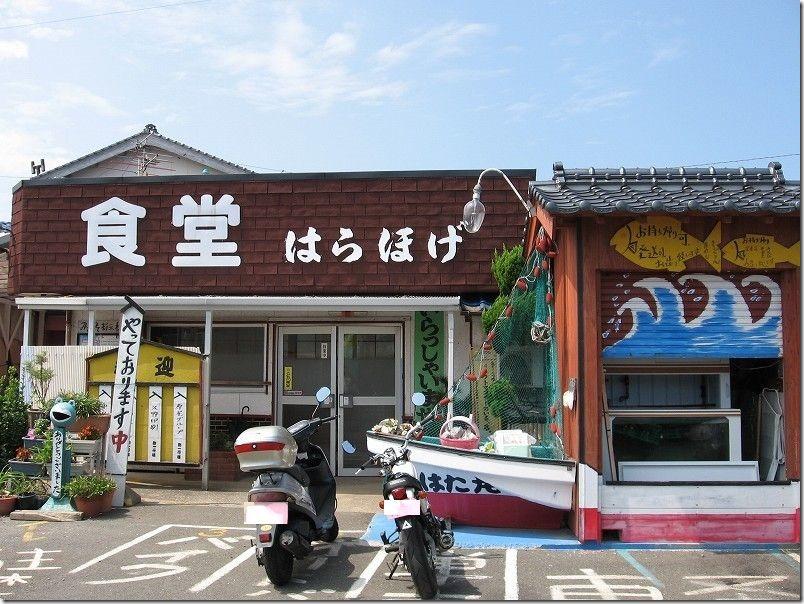 壱岐ツーリング食堂「はらほげ」