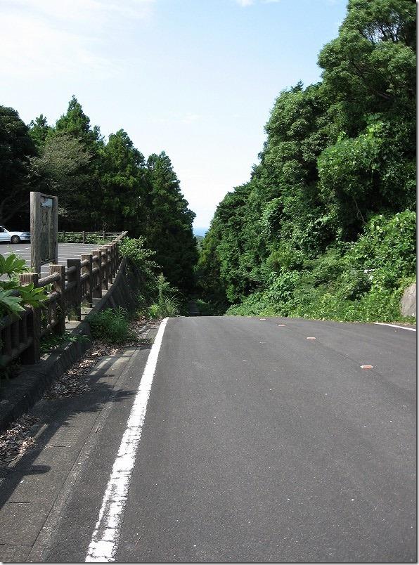 壱岐ツーリング男岳展望台
