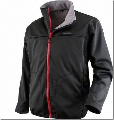 防風ウインドブロックジャケットを購入