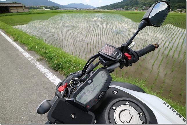 MT-07田園風景