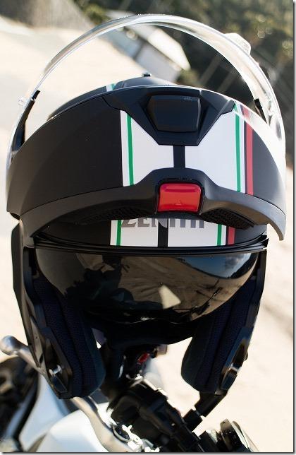 YAMAHA,YJ-19,ZENITHのシステムヘルメット