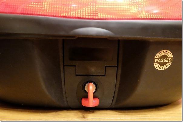 KAPPA,K42Nの鍵,ロック
