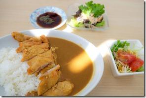 壱岐、レストランしおかぜ、カツカレー