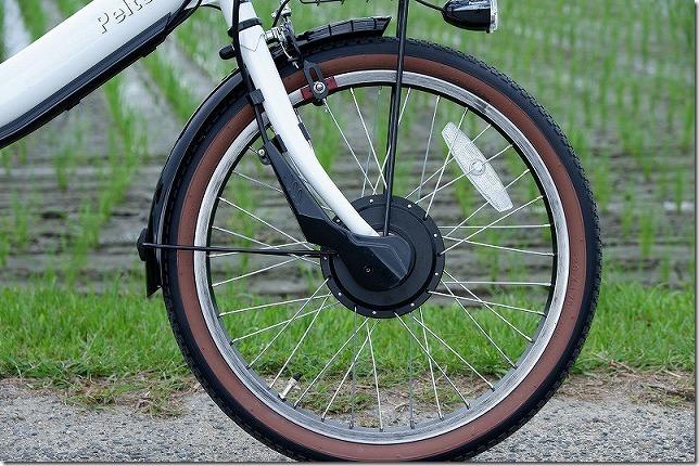 PELTECH(ペルテック) 折り畳み電動アシスト自転車のモーター