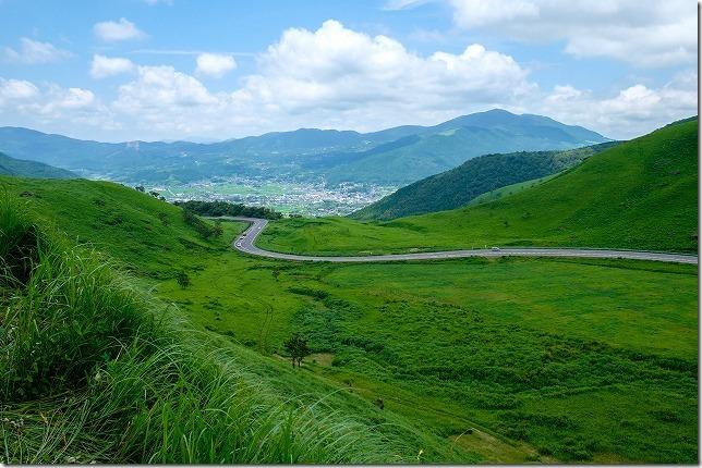 由布岳周辺を散策ツーリング