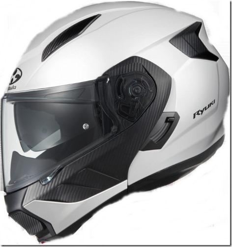 OGK,Ryukiシステムヘルメット