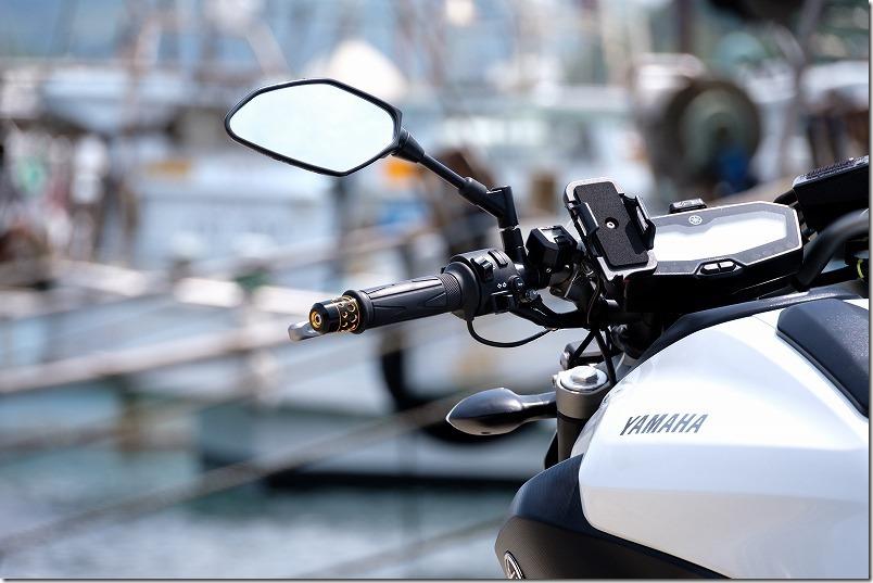 糸島周回の散策ツーリング、船越漁港