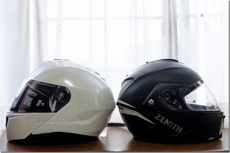 YAMAHA,YJ-21,ZENITH,YJ-19,ZENITHを比較