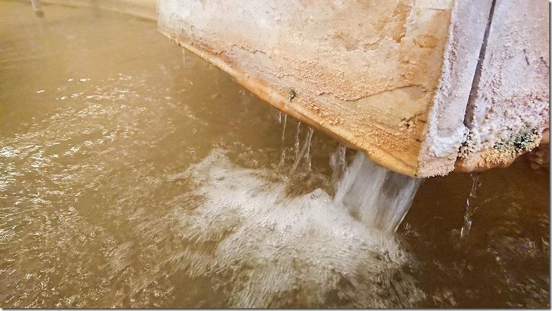 長湯温泉クアパーク長湯の泉質、温泉