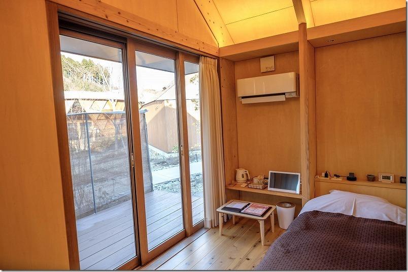 長湯温泉クアパーク長湯に宿泊施設、シングルルーム