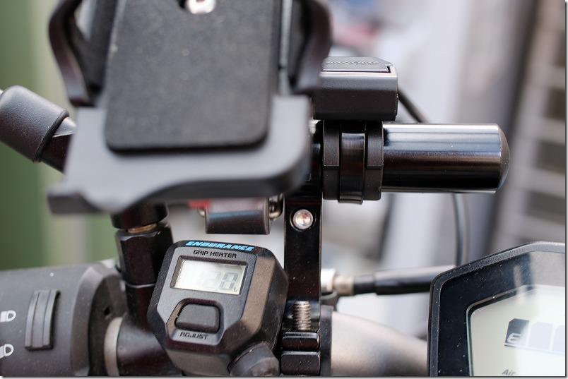 DAYTONAバイク専用USB電源(1ポート)2.1Aの防水性
