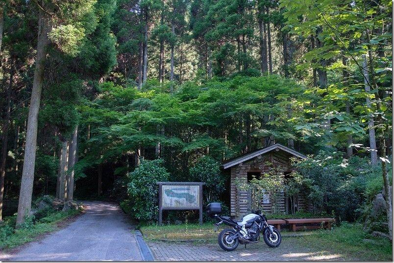 佐賀市富士町つづら滝、ツーリング