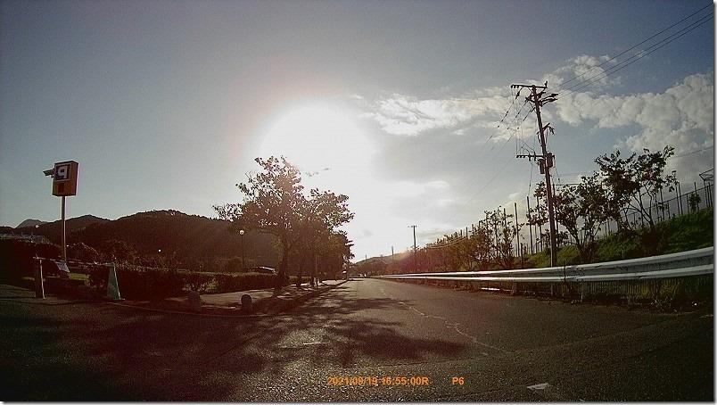 バイク用ドライブレコーダーVSYSTO/P6Fリヤカメラ
