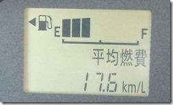 タントインプレッション燃費