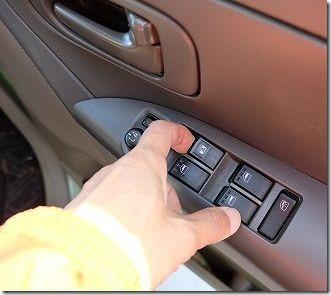 タントのバッテリー交換、窓開閉の再セット